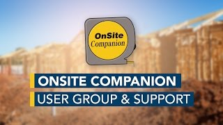 OnSite Companion Support