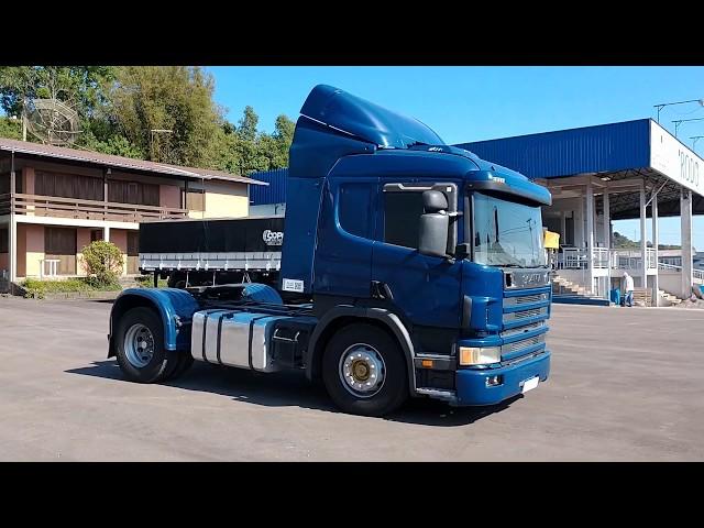 Vídeo do caminhão P310 4x2