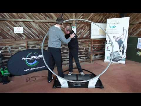 Brief Lesson in PlaneSWING Golf Training Aid