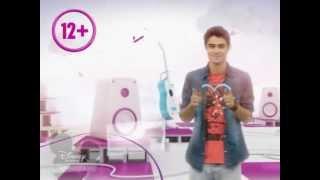 Disney channel Russia - Violetta intro