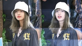 190816 BLACKPINK 'Lisa' Departure (블랙핑크 '리사' 출국) [김포공항] 4K 직캠 by 비몽