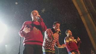 98 Degrees at Christmas *Have Yourself a Merry Little Christmas*  Richmond