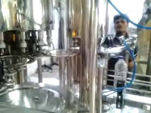 Bottle Water Machine