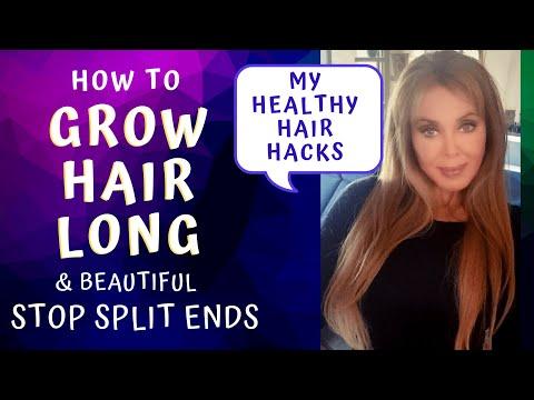 Grow Hair Long: 5 FREE EASY Hacks