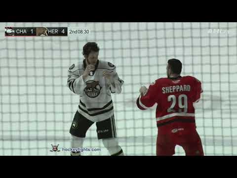 Kale Kessy vs. Derek Sheppard