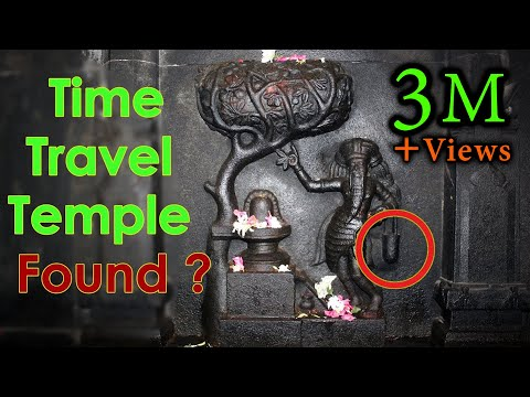 Oude tempel van tijdreizen gevonden in India?
