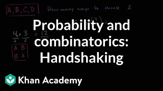 Handshaking Combinations