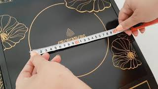 Индукционная плита Crownberg CB - 1328 (две конфорки) от компании Сундук - видео