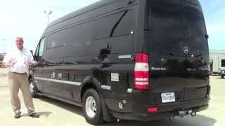 Preowned 2012 Airstream Interstate 3500 Class B  Motorhome RV - Holiday World in Katy, Texas