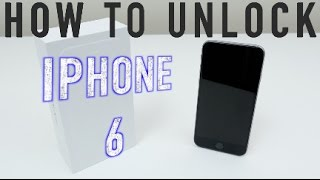 How to Unlock iPhone 6 for ALL Networks (Sprint, Boost Mobile, AT&T, Verizon)
