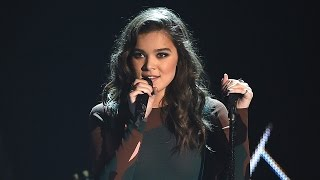 Hailee Steinfeld Performs 'Love Myself' & Talks 'Self Pleasuring'