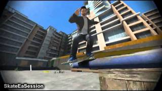 Ea Skate 3 Dual Video - EaSkateVideo Feat. SkateEaSession