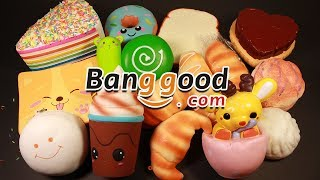 Banngood Review Package! Squishy Package #56