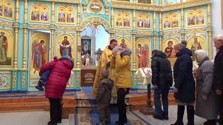 Прощёное воскресенье в Ютановском храме. Проповедь
