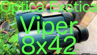Vortex Viper HD 8x42 Review Part 1 #1