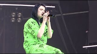 Billie Eilish   When The Party's Over   BBC Radio 1 Big Weekend   Middlesbrough (250519)