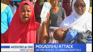 Mogadishu attack claims over 30 lives
