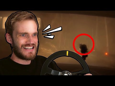 Beware - YOU NEED TO SEE THIS GAME! (Driving Horror Game)