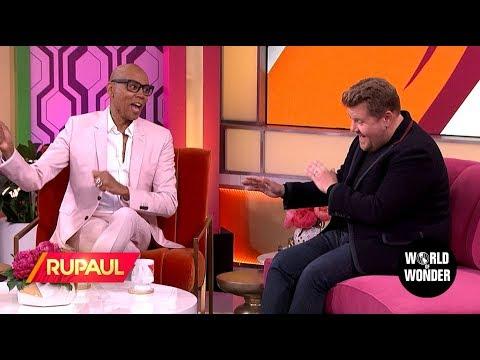 'RuPaul' Premiere with James Corden!