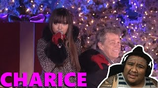 Charice Pempengco - Jingle Bell Live at Rock Rockafeller Center [MUSIC REACTION]