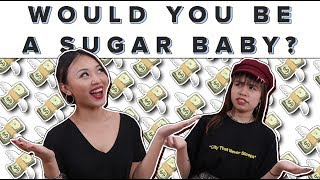 Would You Be A Sugar Baby In Singapore? | ZULA ChickChats: EP 14