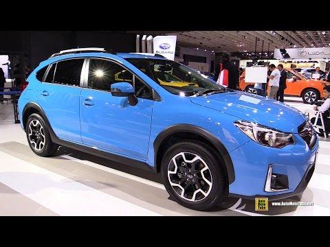 Subaru  Xv Паркетник класса J - рекламное видео 1