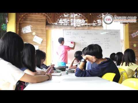 CIA Special Junior English Camp - Vocabulary Class ( Group )