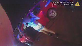 Police video shows 12-year-old New Mexico girl get arrested for DWI