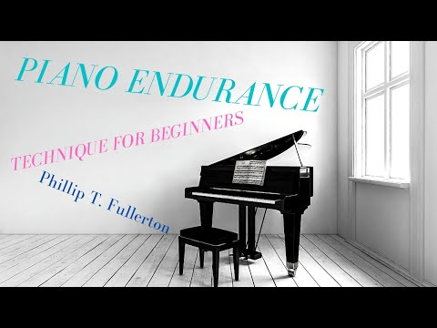 A short beginner endurance video using scales.