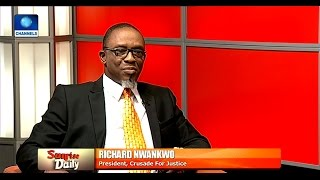 Selective Application Of The Constitution Is Corruption - Nwankwo