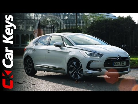 Citroen DS5 2014 review - Car Keys