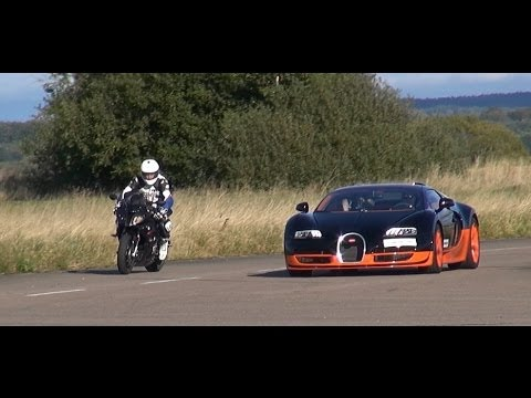 Corvette Girl Wallpaper Bugatti Veyron Vs Bmw S1000rr