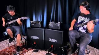 Mesa Boogie Tête Mark V 25 - Video