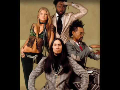 bum bum pow black eyed peas