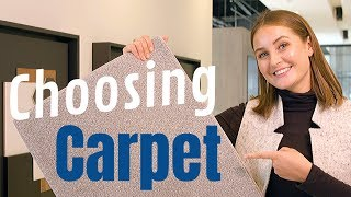 How to CHOOSE CARPET FOR EVERY ROOM in your home