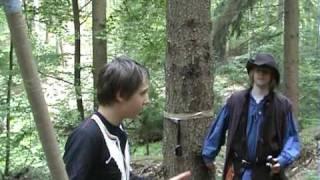 preview picture of video 'LARP-PASSAU  Die Räuber'