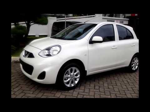 Nissan New March 1 2L Tipe Middle 2014 - Nissan Jakarta