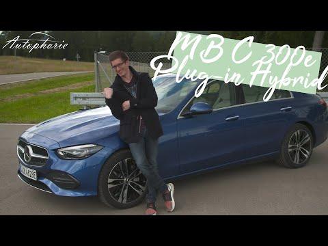 Der BESTE Plug-in Hybrid der Welt? Mercedes-Benz C 300e (W206) [4K] - Autophorie