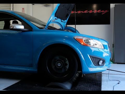 Volvo C30 Polestar Review & Dyno Test