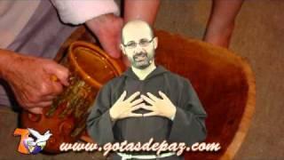 preview picture of video 'Jueves Santo en la Cena del Señor. Hno Mariosvaldo Florentino, OFM cap.'