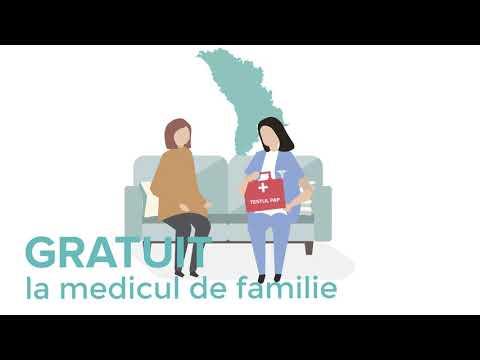Fă testul Papanicolau și prevină cancerul de col uterin!