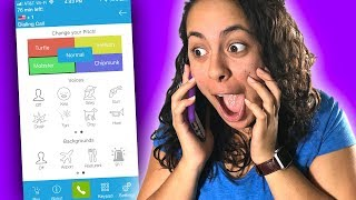 Prank Calling with a voice changing app! (Mystery Gaming)