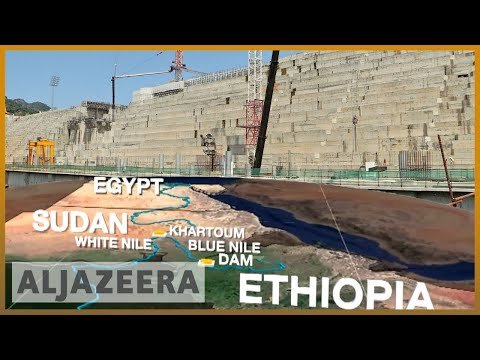 Explainer: Egypt fears losing water supply to Ethiopia mega-dam | Al Jazeera English