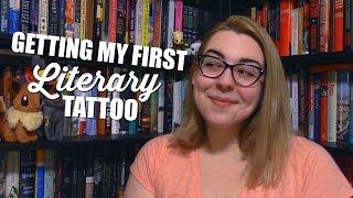 Getting My First Literary Tattoo