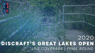 DGPT - Discrafts Great Lakes Open | Final Round