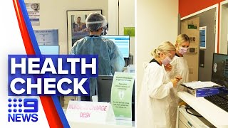 Coronavirus: New Support Available For Frontline Workers | 9 News Australia