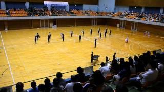 鹿沼北マーチングバンド2015栃木県大会