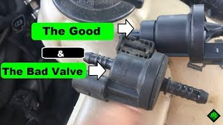 How To Know If You Have A Bad Purge Valve
