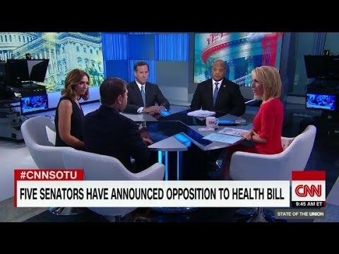 Dem Senator: GOP dissent 'pre-scripted theater'