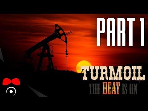 MISTR TĚŽAŘ JE ZPĚT!   Turmoil: Heat Is On #1